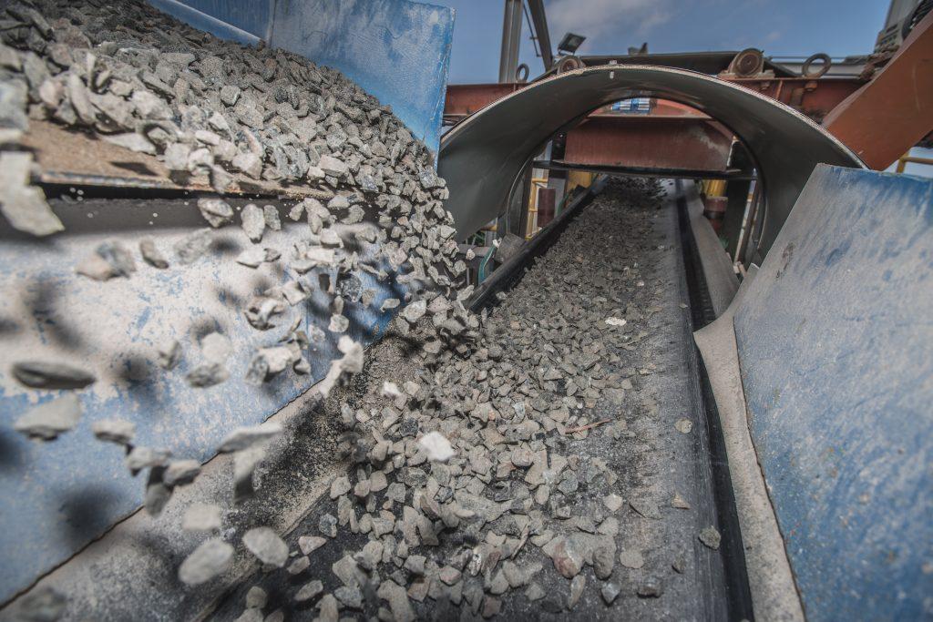 Huanca Ore Processing